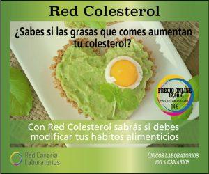Estudio Colesterol Canarias