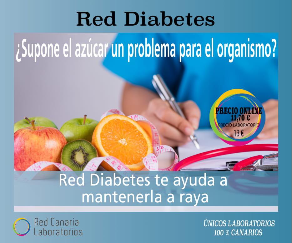 Estudio de Diabetes en Canarias