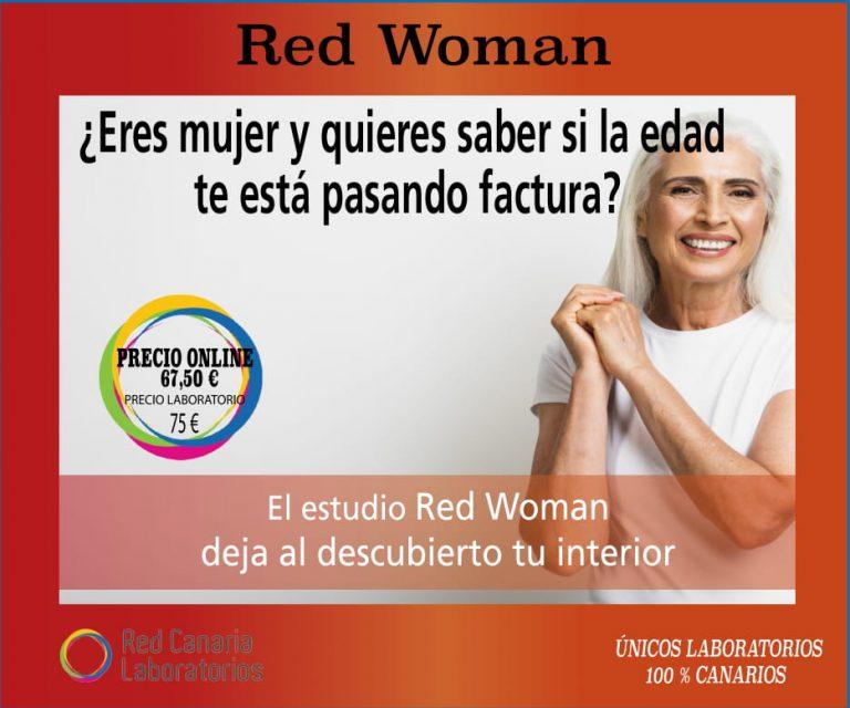 Estudio de salud mujer