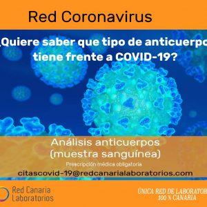 Test anticuerpos Covid-19